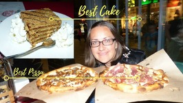 Best Pizza And Best Cake - Sofia Bulgaria -LGBTQ Family Travel