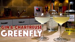 The Greenfly Cocktail 2 Ways Gin And Chartreuse Recipe