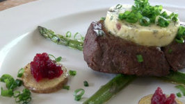 Beef Fillet And Tarragon Butter