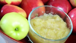 Applesauce - Kids Recipe