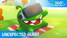 Om Nom 360- Unexpected Guest