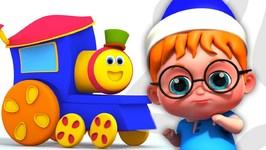 Kaboochi Dance For Kids - Kids Music - How To Kaboochi - Dance Challenge  - Bob The Train India