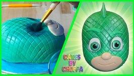 Gecko - PJ Masks Cake (How To)