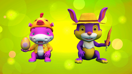 This is the Way the Bunny Hops - Easter Special Original Songs for Kids