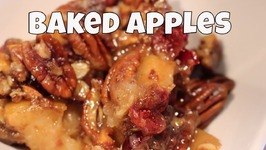 Whip It Up Wednesday Colab-Crock Pot Baked Apple Dessert