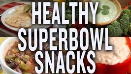 Healthy Super Bowl Recipes - P. Allen Smith (Tailgating Ideas)