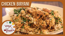 Chicken Biryani Recipe by Archana - Simple & Quick - Restaurant Style in Marathi