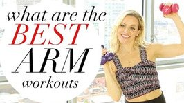 Arm Workout For The Best Arms - Lose Your Bat Wings