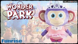 Wonder Park Scented Princess Wonder Chimp Plush