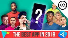 The BEST APPS in 2018 - ft. MKBHD, UrAvgConsumer, iJustine   More
