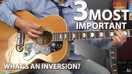 3 Most Important Inversions That You Will Use