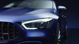 The All New Mercedes-AMG GT 63 S 4MATIC  4-Door Coupe - Studio Design Exterior