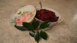 How To Make Pomegranate Cranberry Sauce