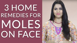3 Quick Home Remedies To Get Rid Of Moles On Face