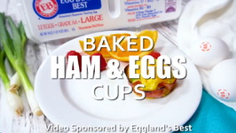 Backed Ham And Egg Cups