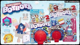 NEW Transformers Botbots Minifigure Unboxing