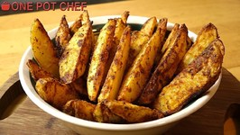Ultimate Oven Baked Potato Wedges