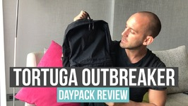 REVIEW - Tortuga Outbreaker Daypack - The Best Daypack For Travel