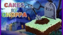 Halloween Grave Robber Cake (How To)