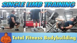 Leg Workout - Single Limb Training
