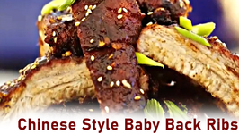 Chinese Style Baby Back Ribs