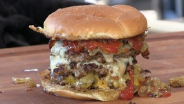 Death By Triple Bacon Cheeseburger