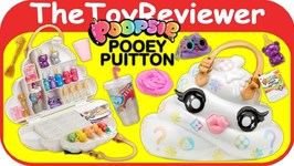 Poopsie Slime Surprise Pooey Puitton Purse Giant DIY Craft Kit Unboxing Toy Review