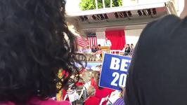 Ted Cruz Drowned Out by Protesters at 4th of July Event in McAllen