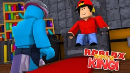 LITTLE ROPO IS THE KING !!! Sharky Gaming - Roblox