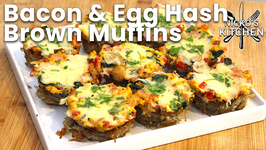Bacon And Egg Hash Brown Muffins / Budget Breakfast Recipe