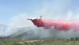 Goodwin Fire Burns 25,000 Acres, Mayer Evacuation Order Lifted