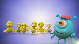 SIx Little Ducks  Popular Children's Songs