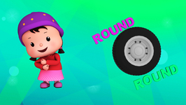 Wheels on the Bus- Children's Popular Nursery Rhymes