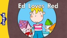 E' words - Ed Loves Red - Level 3