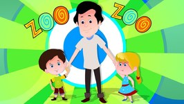 Going To The Zoo - Cartoon Videos For Toddlers - Nursery Rhymes For Children