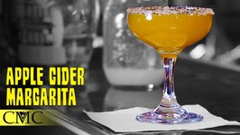 How To Make The Apple Cider Margarita