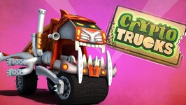 Meet Sasquash - CryptoTrucks Cartoon - Kids Videos - Truck Videos - Cartoon Trucks - Crypto Force
