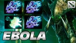 Abed Ebola Venomancer Dota 2
