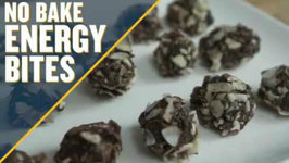 Great Protein Snack - No Bake Energy Bites
