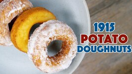 1915 Potato Doughnut Spudnuts Recipe