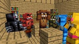 FNAF Monster School: Season 1 - Minecraft Animation (Five Nights At Freddy's)