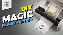 DIY Magic Money Printer