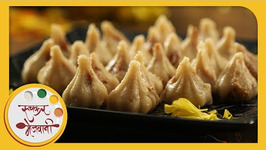 Kaju Gulkand Modak-Ganesh Chaturthi Special-Easy Indian Sweet-Recipe by Archana in Marathi