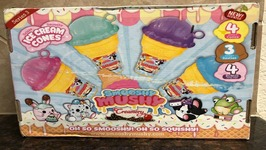 Smooshy Mushy Series 3 Ice Cream Shop Extravaganza Creamary Unboxing