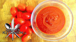 How To Make Tomato Ketchup