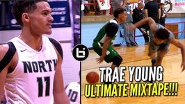 Trae Young Is Going To Destroy in College - Ultimate Mixtape