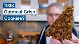 1938 Oatmeal Crisp / Butterscotch Crisp