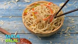 Tangy Capsicum Noodles