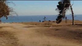 Daredevil BMX Rider Jumps Gap of 150-Foot Cliff