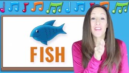 Phonics songs for letters D E F - Signing for Babies ASL - Letter Sounds
